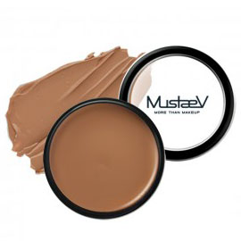 MELTING CREAM FOUNDATION - DARK BROWN
