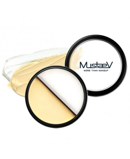MELTING CREAM FOUNDATION - WHITE & IVORY