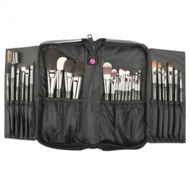 BLACK BLACK BRUSH POUCH