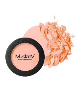 CHEEKY CHIC BLUSH - LIGHT CORAL