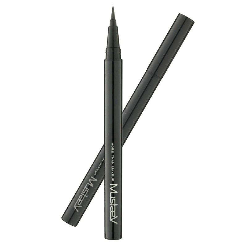 liquid eyeliner brush. liquid eyeliner brush e