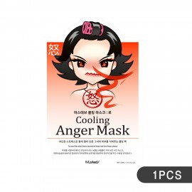 Mood Therapy Mask - Anger
