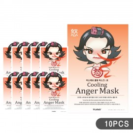MustaeV Mood Therapy Mask - Anger (10PCS)