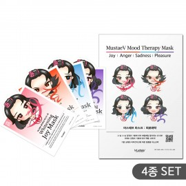 Mood Therapy Mask 4SET